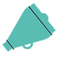 megaphone icon - light blue.png