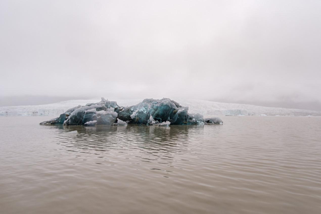 Island Fjallsárlón 2019