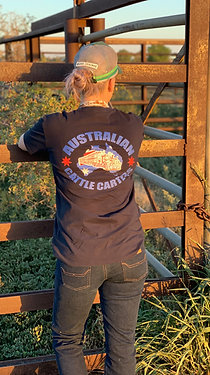 Australian Cattle Carters T-Shirt