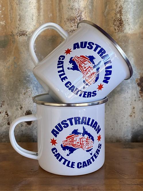 Australian Cattle Carters Pannikin