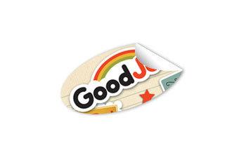 Oval Stickers - 3 x 4