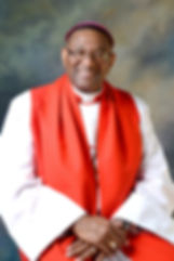 Senior Bishop Johnny J. Young