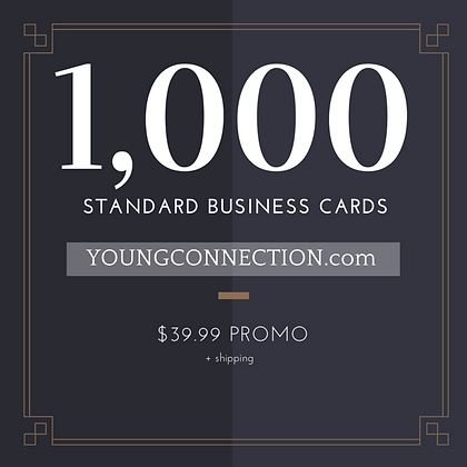 1,000 Business Cards