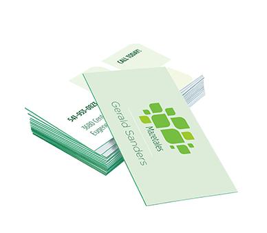Standard Business Cards -2 Sides