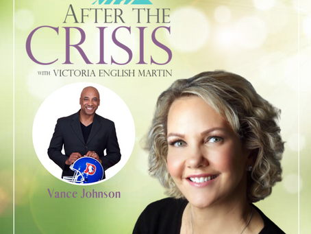 Embracing Your Faith During and After Trauma with Vance Johnson