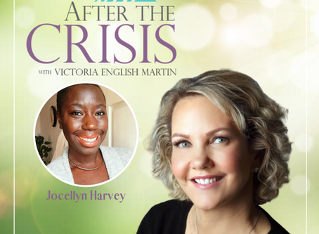 Living in Radical Acceptance with Jocellyn Harvey