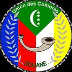 Logo douanes comores, comoriennes