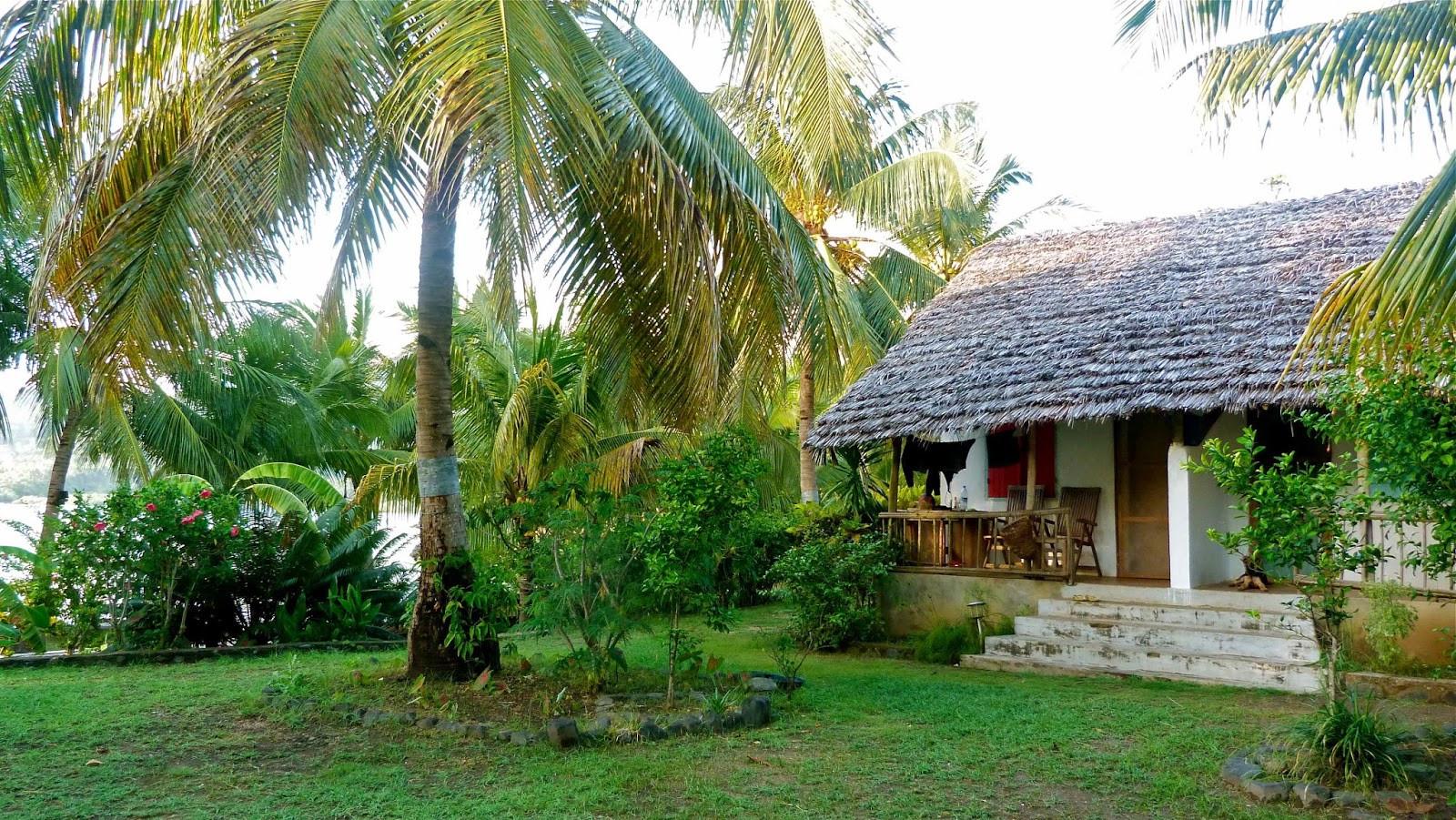 Laka Lodge à Nioumachoua sur l'île de Moheli