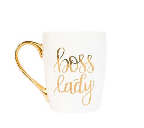 """""""BOSS"""" Lady Mug"""