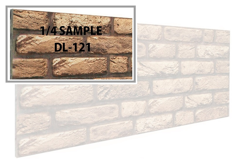 SMP DL121 - 3D Brick Effect Wall Panel Polystyrene Ceiling Panels