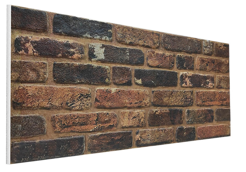 DL130 3D Brick Effect Wall Panel Polystyrene Ceiling Panels