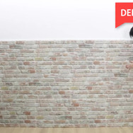 How To Install 3D Brick Effect Wall Panel DIY Guide Video