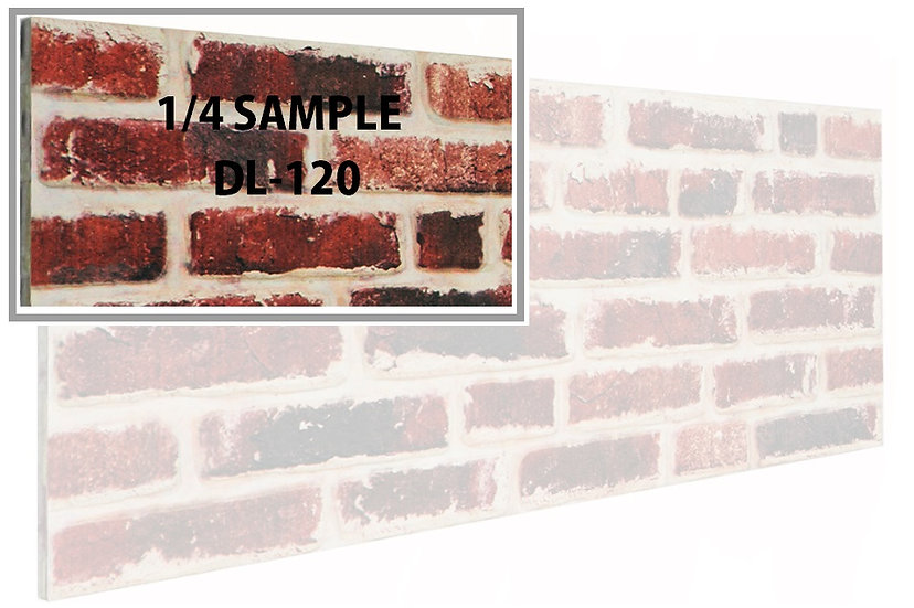 SMP DL120 - 3D Brick Effect Wall Panel Polystyrene Ceiling Panels