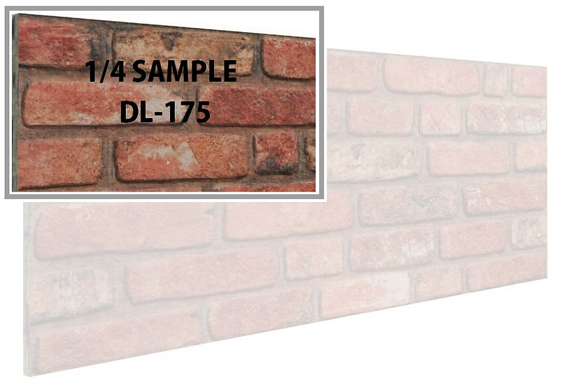 SMP DL175 - 3D Brick Effect Wall Panel Polystyrene Ceiling Panels