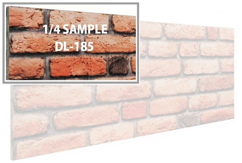SMP DL185 - 3D Brick Effect Wall Panel Polystyrene Ceiling Panels