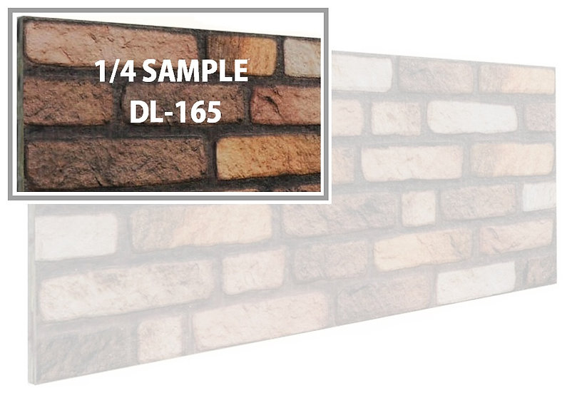 SMP DL165 - 3D Brick Effect Wall Panel Polystyrene Ceiling Panels