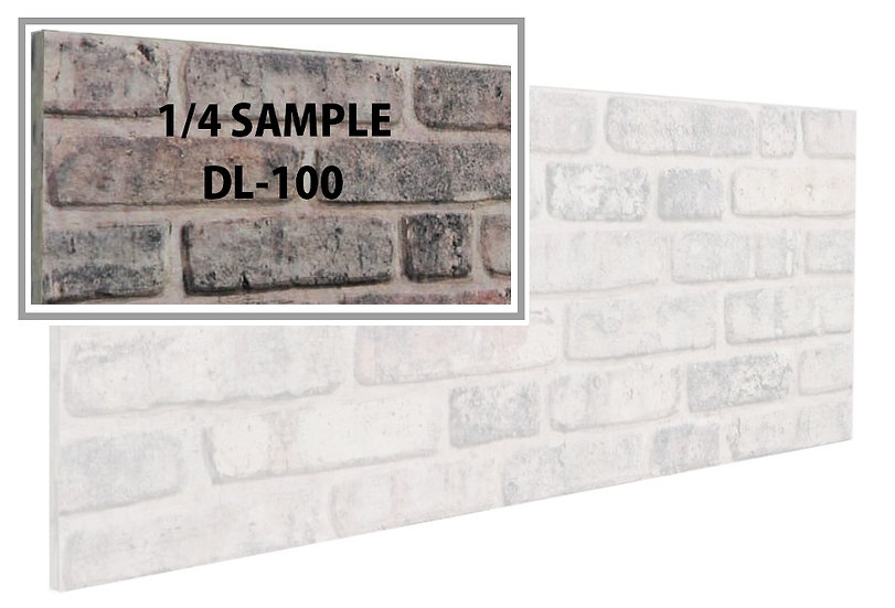 SMP DL100 - 3D Brick Effect Wall Panel Polystyrene Ceiling Panels