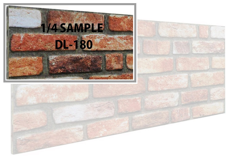 SMP DL180 - 3D Brick Effect Wall Panel Polystyrene Ceiling Panels