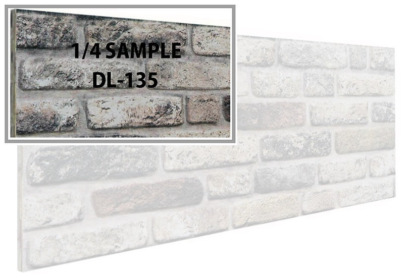 SMP DL135 - 3D Brick Effect Wall Panel Polystyrene Ceiling Panels