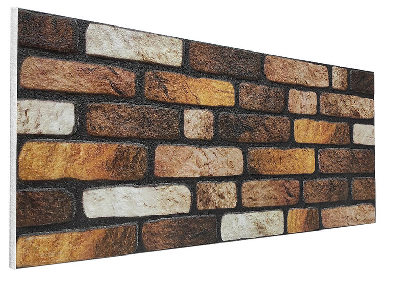 DL165 3D Brick Effect Wall Panel Polystyrene Ceiling Panels