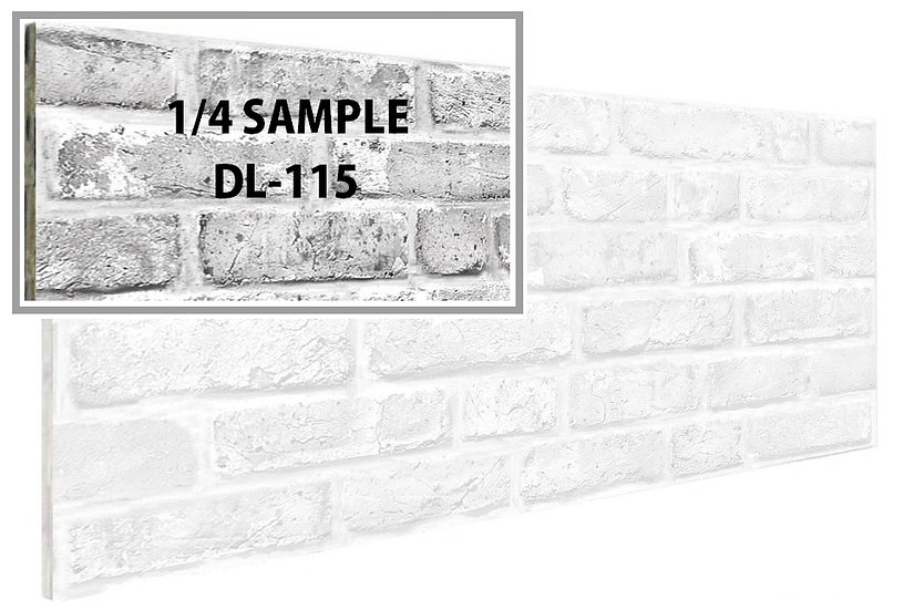 SMP DL115 - 3D Brick Effect Wall Panel Polystyrene Ceiling Panels