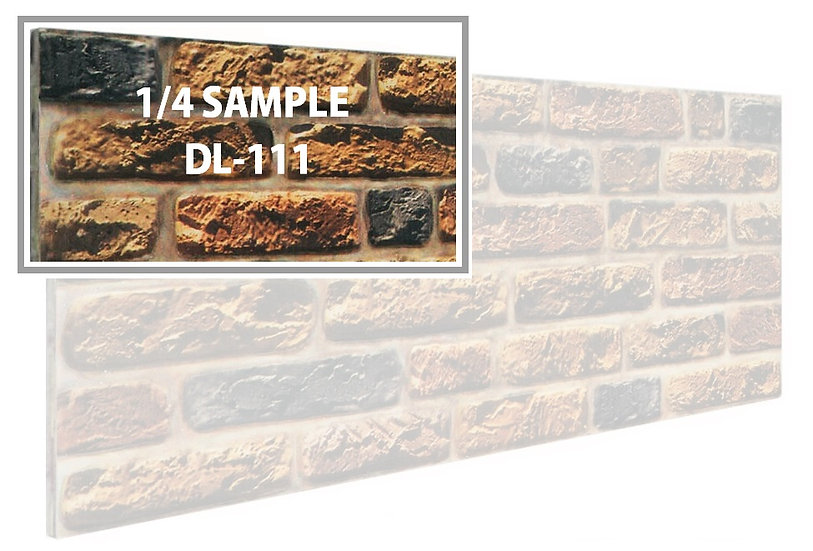 SMP DL111 - 3D Brick Effect Wall Panel Polystyrene Ceiling Panels
