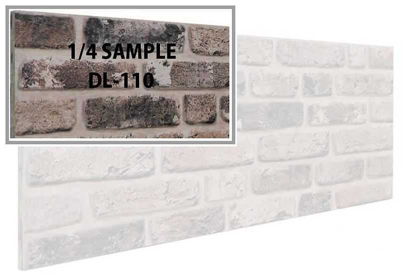 SMP DL110 - 3D Brick Effect Wall Panel Polystyrene Ceiling Panels