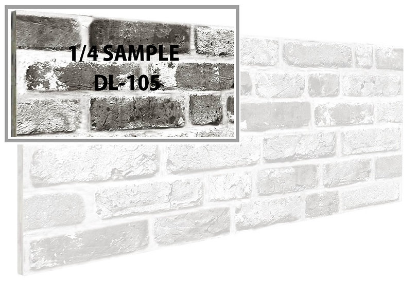 SMP DL105 - 3D Brick Effect Wall Panel Polystyrene Ceiling Panels