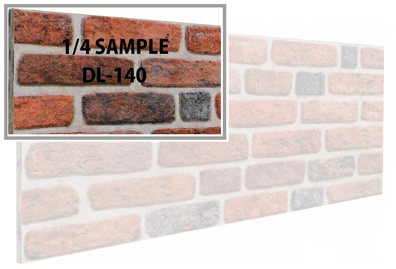 SMP DL140 - 3D Brick Effect Wall Panel Polystyrene Ceiling Panels