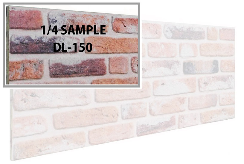 SMP DL150 - 3D Brick Effect Wall Panel Polystyrene Ceiling Panels