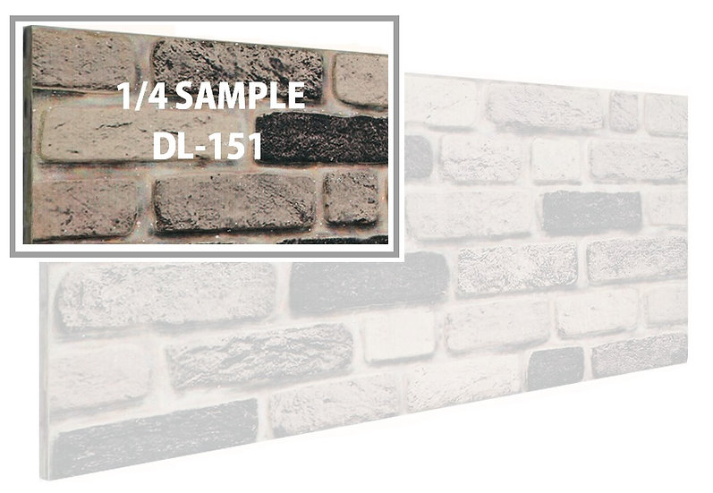SMP DL151 - 3D Brick Effect Wall Panel Polystyrene Ceiling Panels