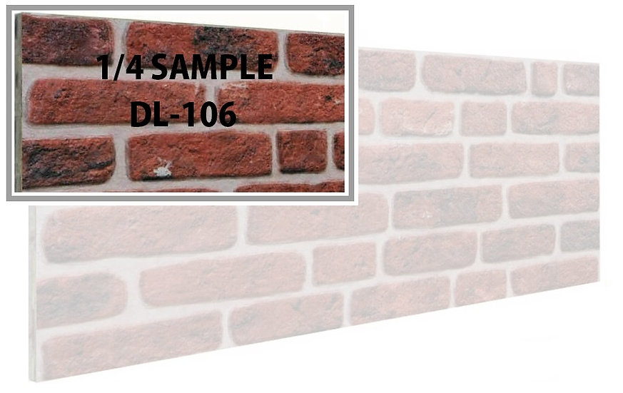 SMP DL106 - 3D Brick Effect Wall Panel Polystyrene Ceiling Panels