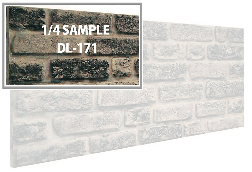SMP DL171 - 3D Brick Effect Wall Panel Polystyrene Ceiling Panels