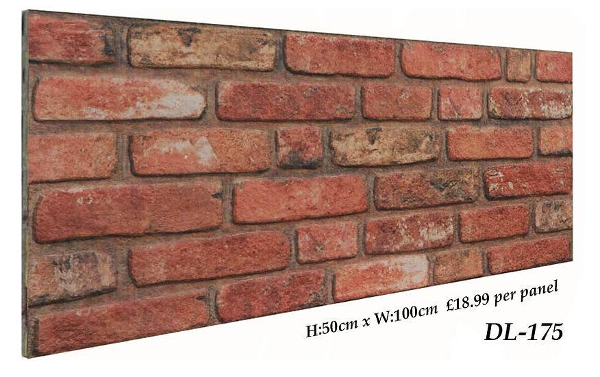 DL175 3D Brick Effect Wall Panel Polystyrene Ceiling Panels