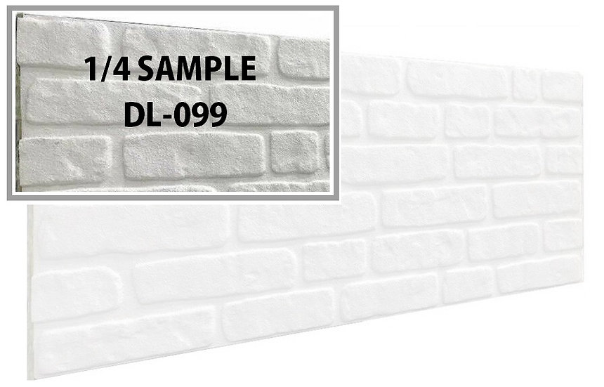 SMP DL099 - 3D Brick Effect Wall Panel Polystyrene Ceiling Panels