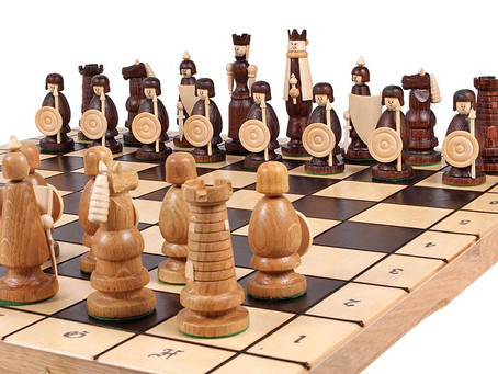 The History Of Chess: 5 Facts About The Game We Bet You Never Knew