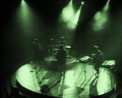 Processed band shot