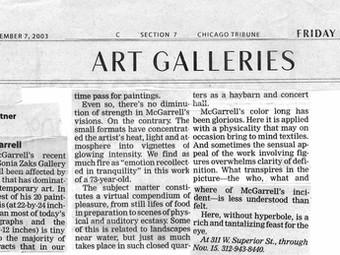 Review Chicago Tribune