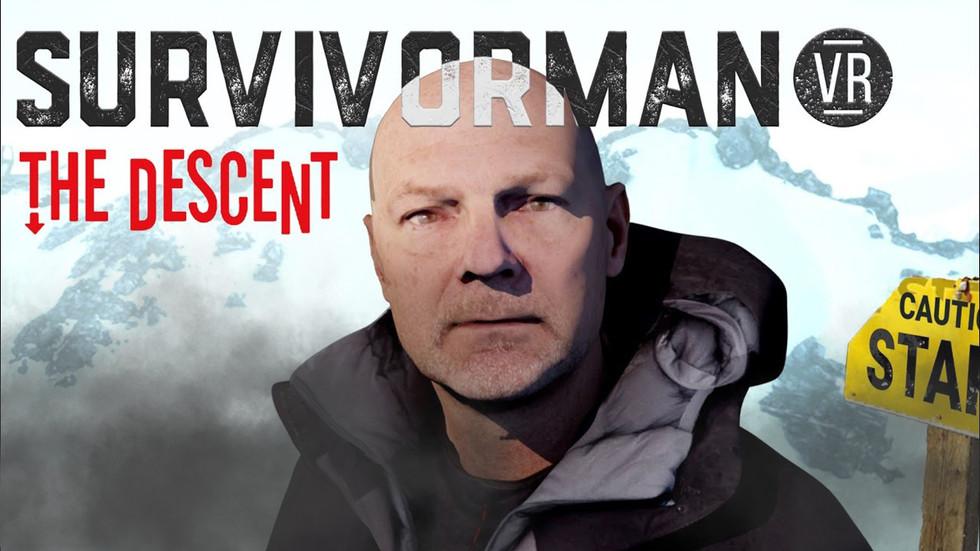 Survivorman VR (Coming Soon)