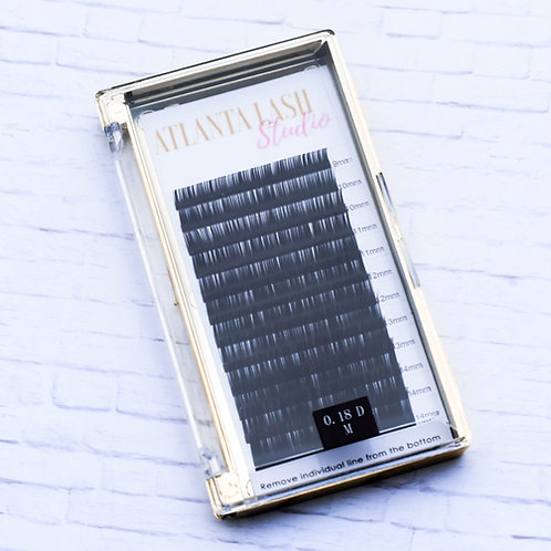 Luxury Mink Lash Trays (mixed lengths)