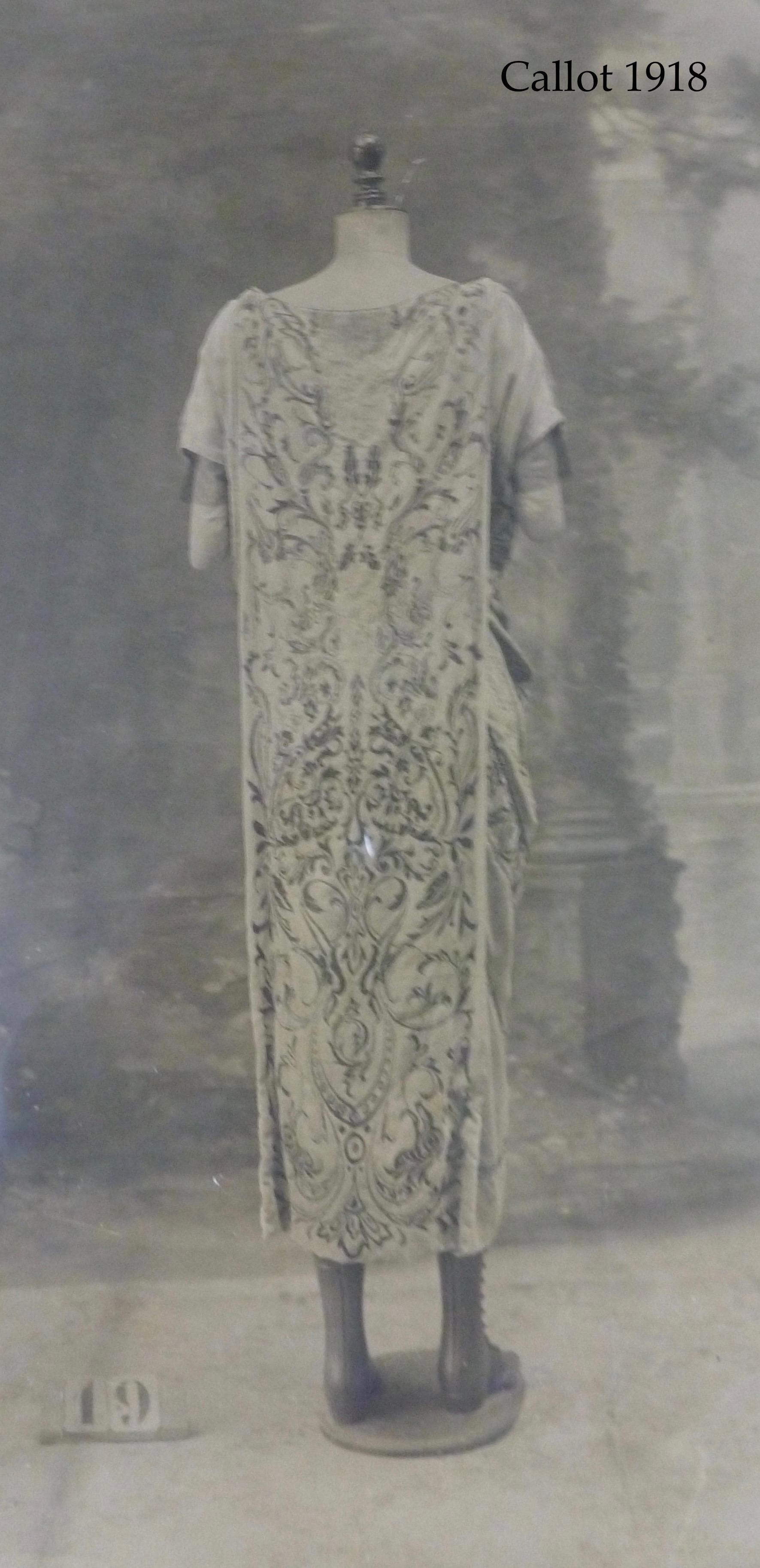 Callot 1918