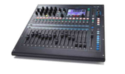 Allen and Heath QU16 Digital Mixer Hire Gloucester