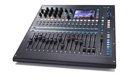 Allen and Heath QU16 Hire