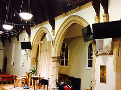 Leap Audio Church, Bar, Resturant, Pub and Club installations
