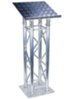 Leap Audio Lectern hire Gloucester