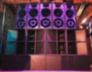 Thunder Ridge Speakers X2000
