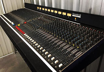 Soundcraft 8000 Mixer Hire