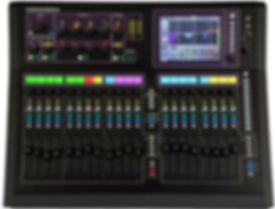 Allen and Heath GLD80 Hire