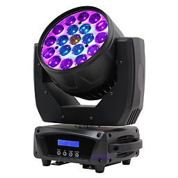 LED moving head hire Gloucestershire