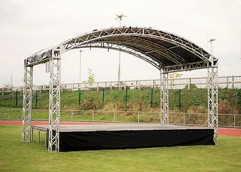 Stage Hire Gloucester